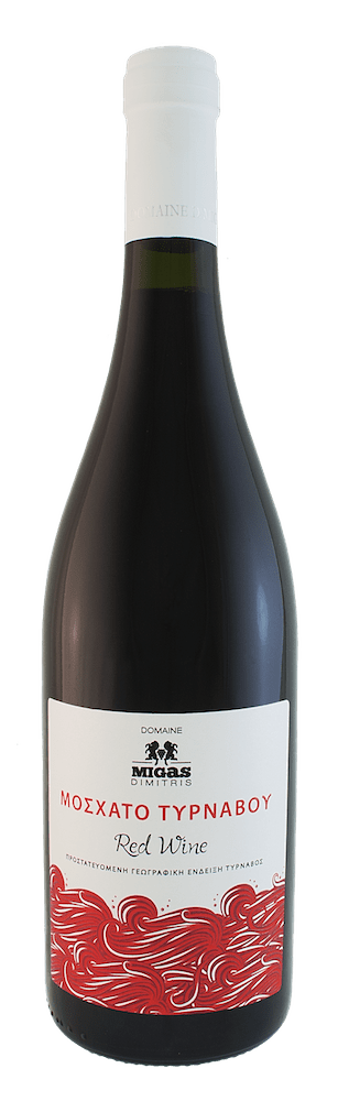 Muscat of Tirnavos - Red - Domaine Migas