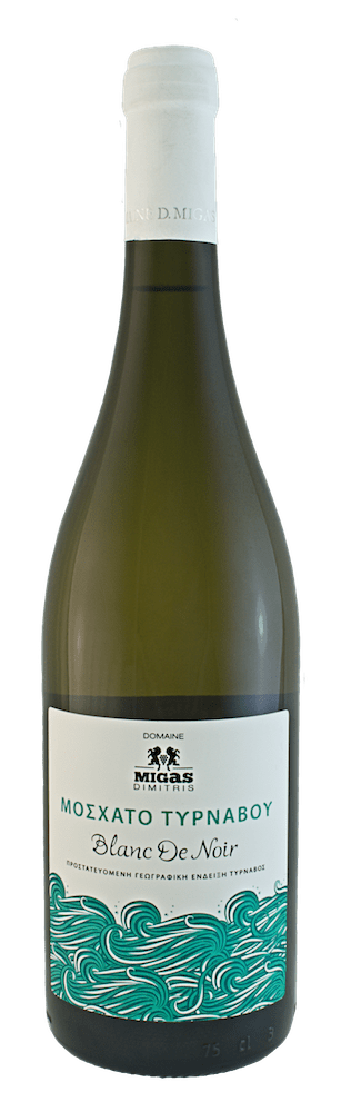 Muscat of Tirnavos - White Domaine Migas