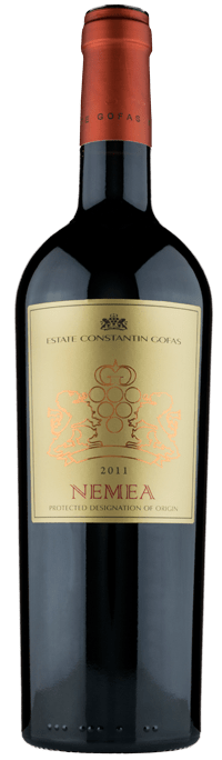 NEMEA  WINE CATEGORY: Red PDO NEMEA Gofa Family