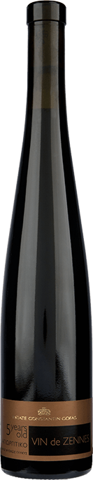 VIN DE ZENNES  WINE CATEGORY: Wine naturally sweet Gofas Family