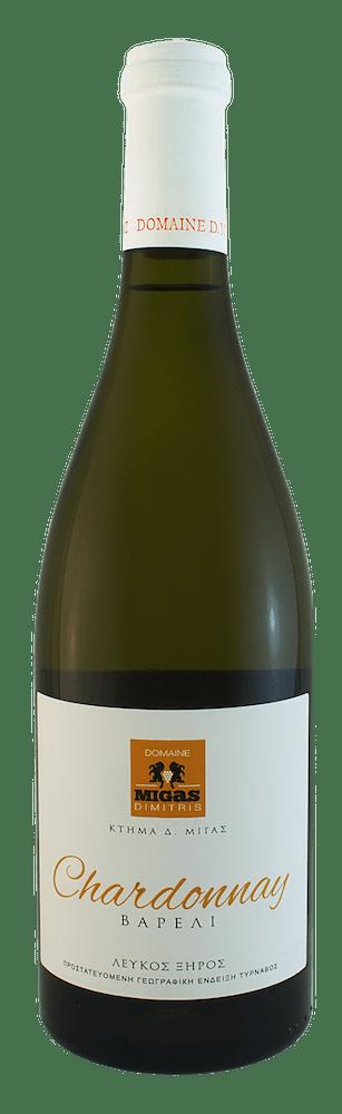 Chardonnay - Βαρέλι κτήμα Δ. Μίγας