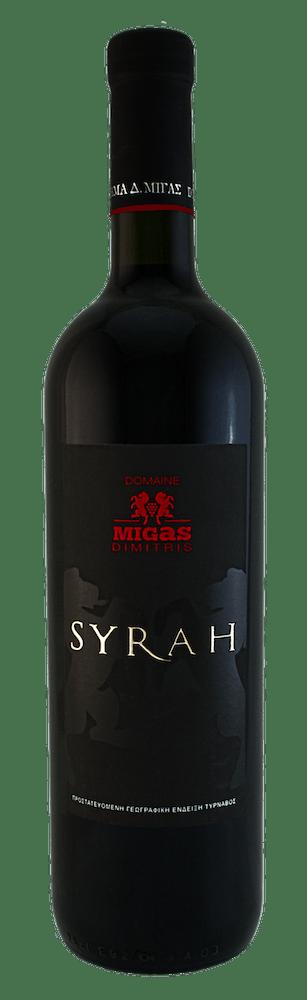 Syrah Κτήμα Δ. Μίγας