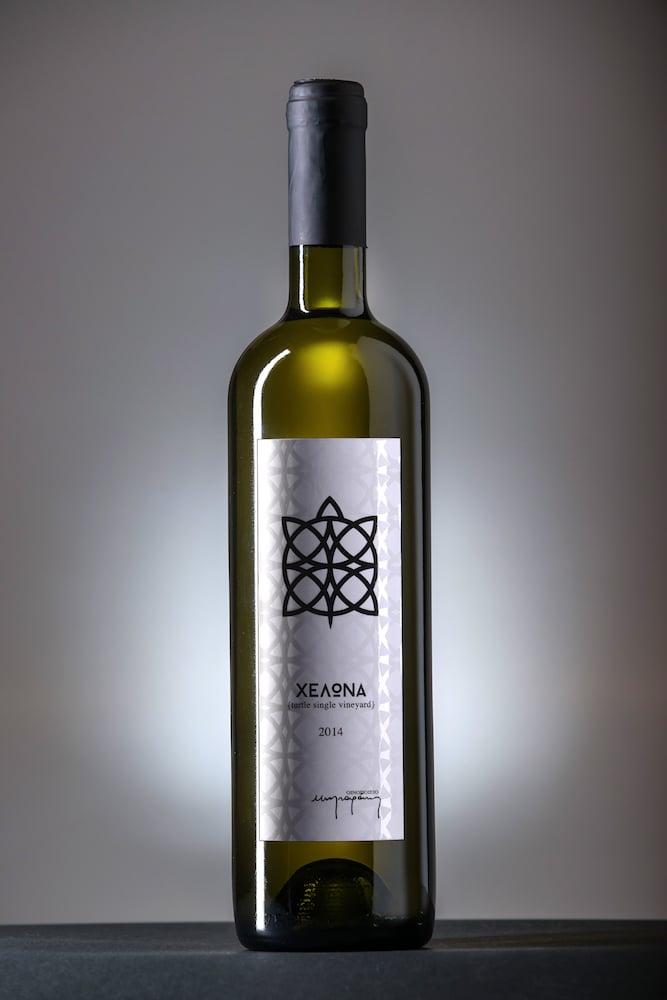 Χελώνα λευκή (50% Roussanne,50% Sauvignon Blanc)