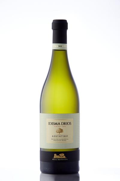 Ήδυσμα Δρυός Chardonnay, Λευκό, Π.Γ.Ε. Δράμα.