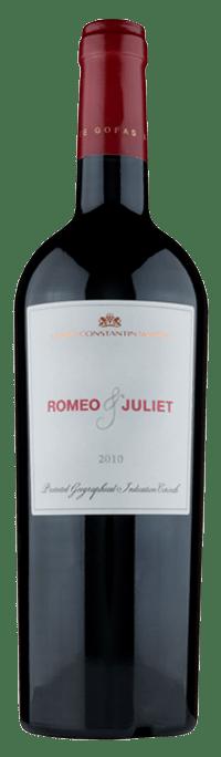 ROMEO & JULIET  WINE CATEGORY: Red PGI Peloponnese Gofas Family