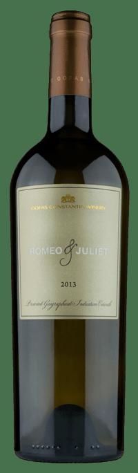 ROMEO & JULIET  WINE CATEGORY:White PGI Peloponnese Gofa Family